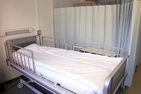 病院のベット